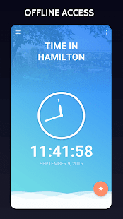 Time in Hamilton, Canada - náhled