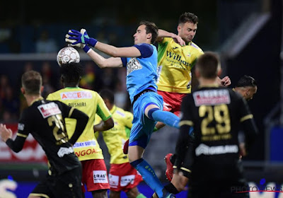 L'Antwerp pourrait perdre son gardien Jens Teunckens