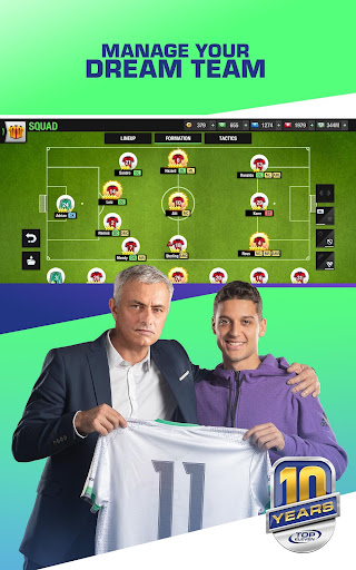 Top Eleven 2020 -  Be a soccer manager 10.0 screenshots 12