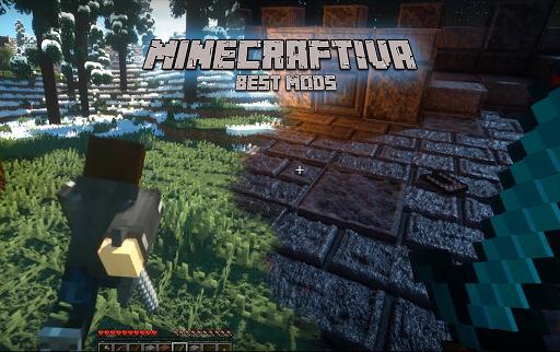 Minecraftiva Best Mods screenshot 1