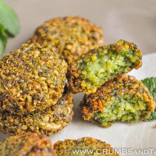 Green Falafel.