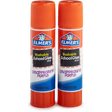 image of glue sticks