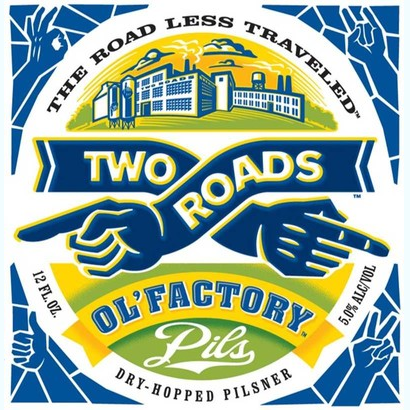 Logo of Two Roads Ol'Factory