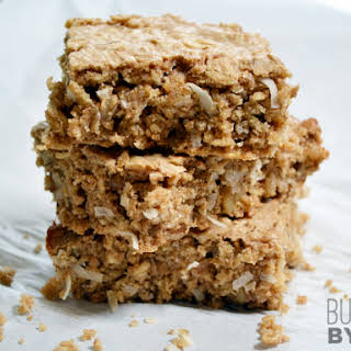 Soft Oat & Nut Bars.