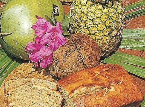 Caribbean Style Banana Bread Recipe