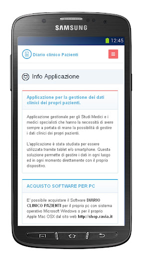 Diario Clinico Pazienti Cloud