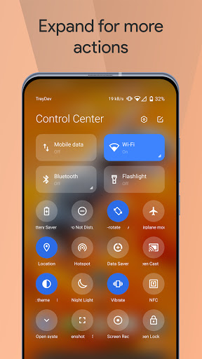 Mi Control Center: Notifications and Quick Actions 3.6.9 screenshots 3