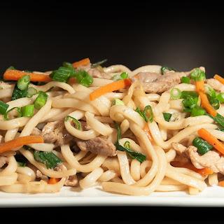 Shanghai Noodles