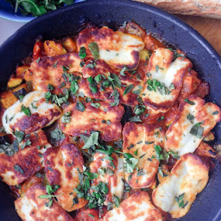 Vegetarian Halloumi Recipes.
