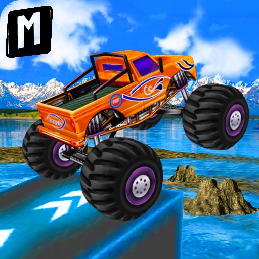 Top Monster Truck Stunt 3D