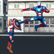 Grand Superhero Battle : Ultimate Street Champions