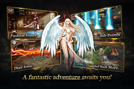 Arcane Online (MMORPG) 2.2.3 screenshot 2091050