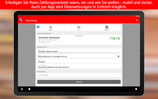 Sparkasse   Ihre mobile Filiale  screenshots 18