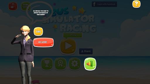 Bus Simulator Racing 1.0.2 screenshots 2