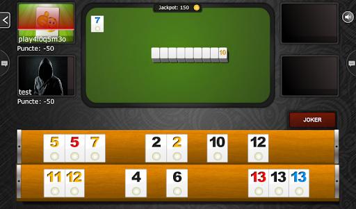 Rummy PRO - Remi Pe Tabla 5.0.5 screenshots 15