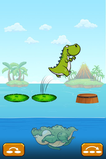 Dinosaur games - Kids game android2mod screenshots 14
