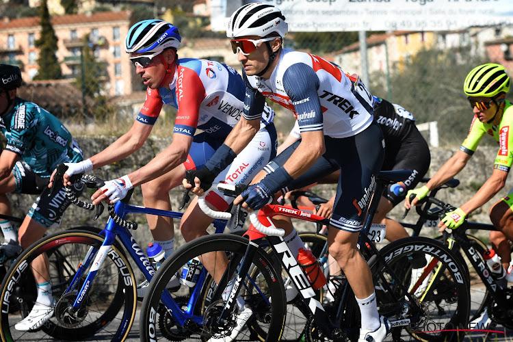 Brambilla slaat dubbelslag voor Trek-Segafredo in Frankrijk: ritwinst en eindwinst