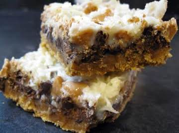 The Ultimate Seven Layer Bars
