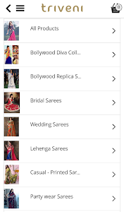Triveni Ethnics Shopping App screenshot 4