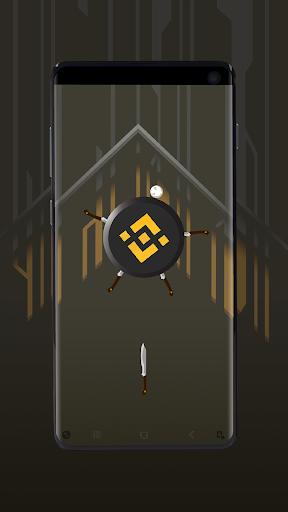 Crypto Slicer - Knife Hit, Play, Earn & Win Crypto 1.7.8 screenshots 6