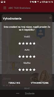 ABC Taxi 16100 Bratislava - náhled