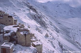 Photo: et son monastère