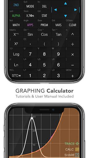 Graphing Calculator (X84) 2.0 screenshots 1