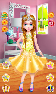Princess Hairstyles 10