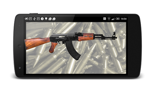 AK47 Assault Rifle