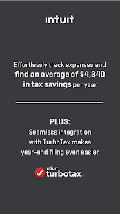 QuickBooks Self-Employed:Mileage Tracker and Taxes- screenshot thumbnail