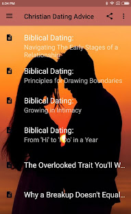 dating as a young christian
