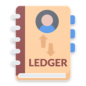 iLedger : Udhar Bahi Khata, Ledger account book