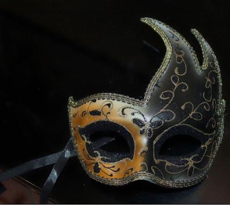 L'eleganza di una maschera