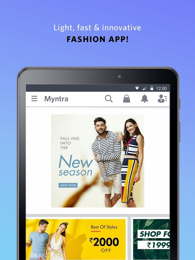 Download Myntra App For Android