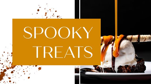 Spooky Treats - Halloween Template