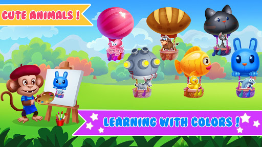 Preschool games & toddler games - Zoolingo screenshots 5