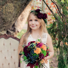 Wedding photographer Olga Golubev (Tydruk). Photo of 16.09.2014