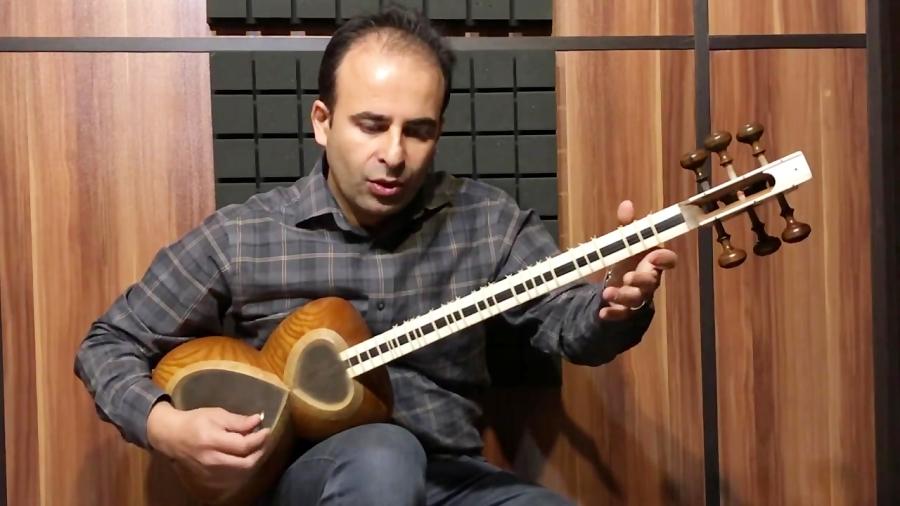 رنگ بیات اصفهان قدیمی به روایت علیاصغر بهاری نیما فریدونی تار