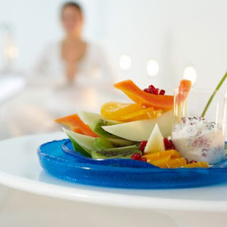 Exotic Fruit Plate.