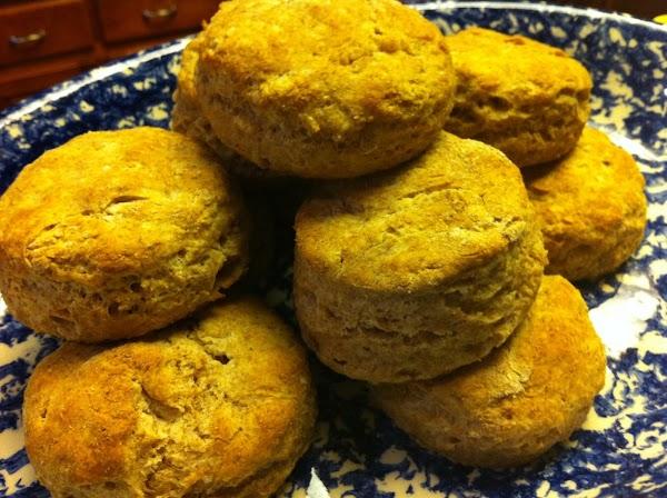 High Rise Wheat Biscuits Recipe
