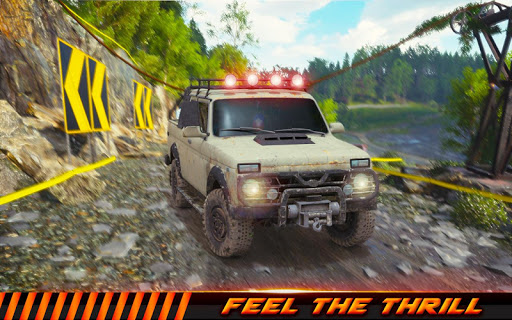 Mud Truck Simulator 3D: Offroad Driving Game 1.0.1 screenshots 7