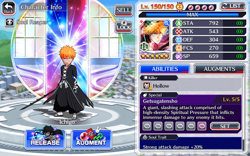 BLEACH Brave Souls - 3D Action 10.2.4 screenshots 19