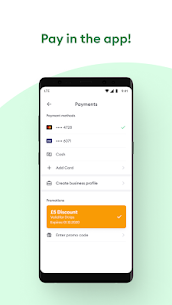 Bolt (formerly Taxify) 3