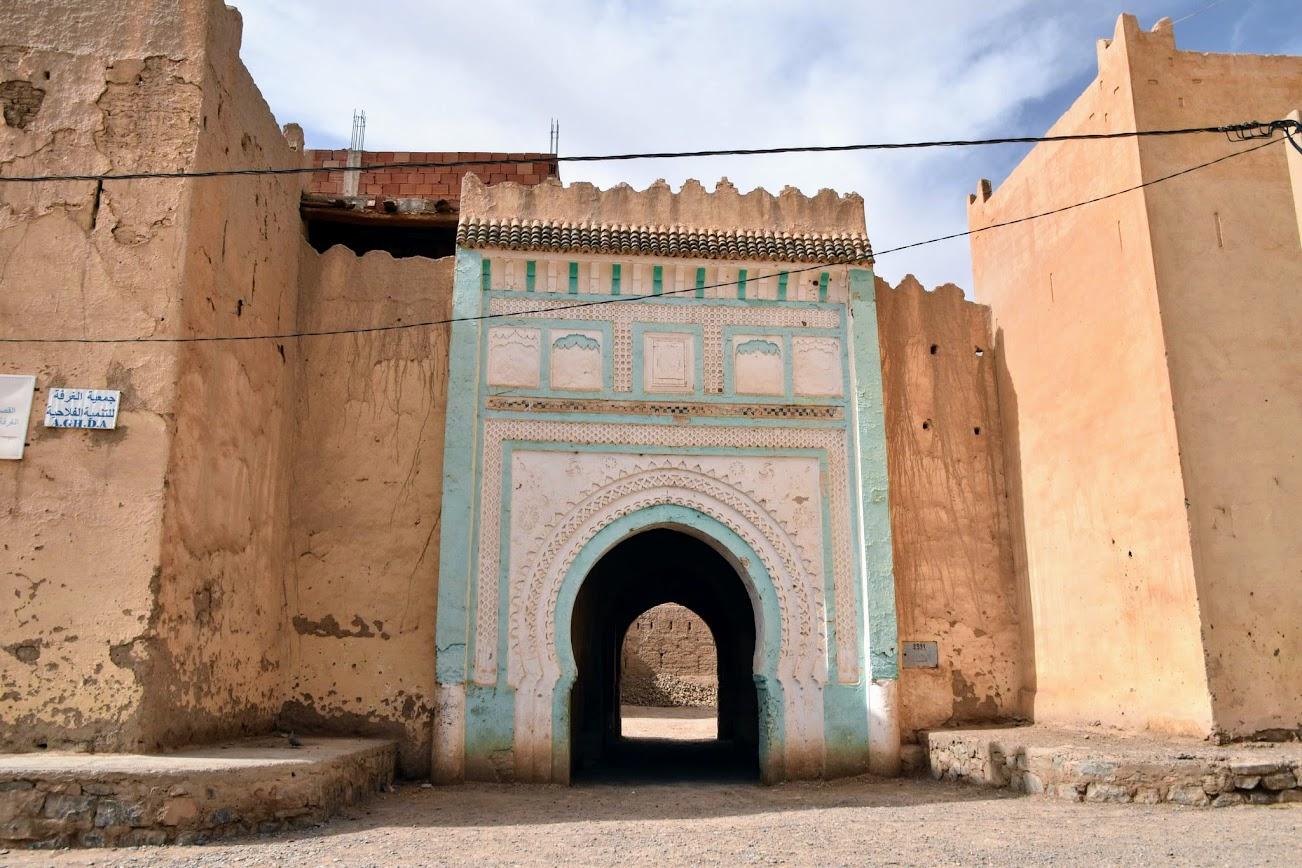 ruta desde la Garganta del Todra hasta Merzouga