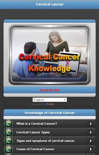 Download Cervical Cancer 7.0 1