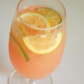 Cranberry Citrus Punch.
