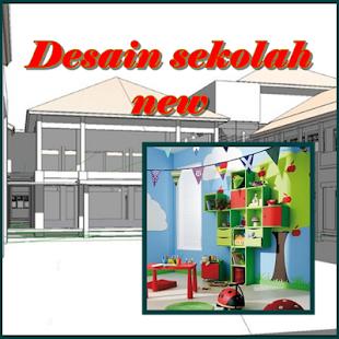 Desain Sekolah New - náhled