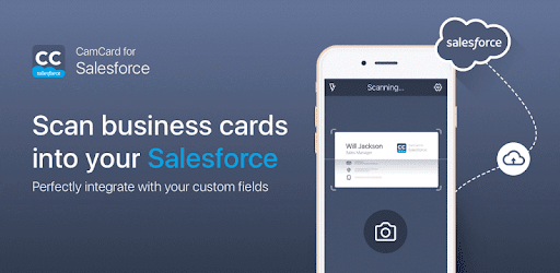 camcard for salesforce apps on google play - Salesforce Business Card Scanner