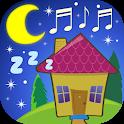 Kids Sleep Songs Free icon