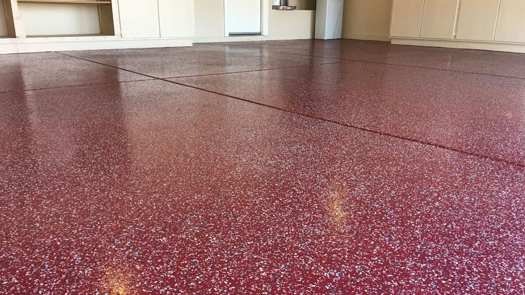 Gti Epoxy Flooring Services Decorative Concrete Staining